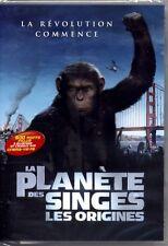 DVD - LA PLANETE DES SINGES - LES ORIGINES