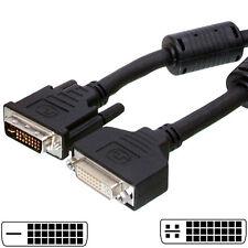 3M-DVI-I Cavo di estensione-maschio a connettore femmina Piombo-Dual Link