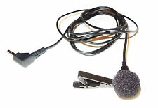 REFURBISHED Omni Mono Lavalier Microphone - Giant Squid Audio Lab. Made in USA.