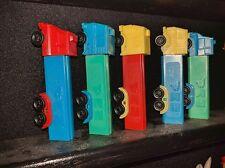 Lot of 5 PEZ Dispensers - Semi Trucks!