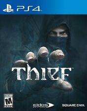 NEW THIEF  (Sony PlayStation 4, 2014) Square Enix US Version