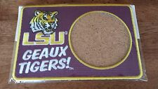 Premium Quality - LSU Tigers Drink Coaster - Coffee Beer Tea Louisianna State