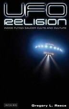 UFO Religion: Inside Flying Saucer Cults and Culture-ExLibrary