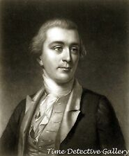 Joseph Reed - Colonel in the Revolutionary War Continental Army