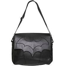 Superman V Batman Shoulder Bag Leather Handbag Marvel Comics Batman Logo Bag PU