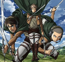SOUNDTRACK CD Anime TV Music Attack on Titan Shingeki no Kyojin   Vol.3