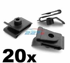 20x Wheel Arch Clips for Wheel arch Lining / Splashguard on Mazda MX-5 Miata