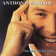 The Best of Act One * by Anthony Warlow *New CD*