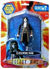 Series Doctor Who 2007 Series 2 Action Figure Clockwork Man Black Rare