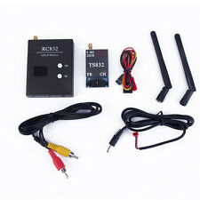 32Ch 5.8G 600mw 3.5km Wireless AV Transmitter TS832 Receiver RC832 for FPV