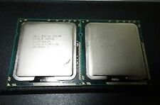 MATCHED PAIR Intel Xeon E5640 CPU PROCESSOR LGA 1366 SLBVC 2.66GHz 12M/ 2933MHz