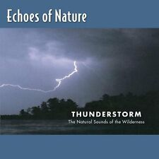Various : Thunderstorm: Echoes of Nature CD (1993)