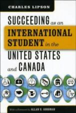Succeeding as an International Student in the United States and Canada-ExLibrary