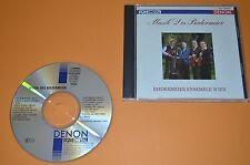 Musik Des Biedermeier - Biedermeier Ensemble Wien / Denon 1988 / Made In Japan