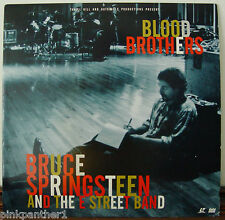 Bruce Springsteen and the E Street Band - Blood Brothers  1995 reunion Laserdisc