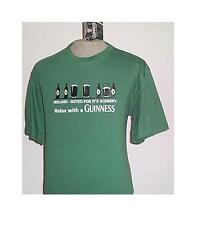 GUINNESS IRELAND SHIRT BEER MENS T-SHIRT 2XL 52 NEW