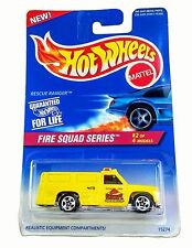 MOC 1996 Hot Wheels Fire Squad Series #2 Rescue Ranger Fire Dept Collector #425