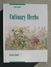 Culinary Herbs by Ernest Small NF Signed NRC-CNRC agri-food agriculture cooking
