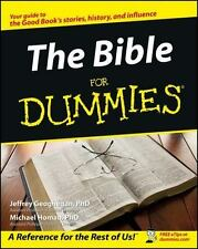 The Bible for Dummies-ExLibrary
