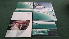 1999 VW Polo Inc 16V + carpeta de coincidencia de Polo + 52pg 3x Reino Unido Folleto Paquete de lista de precios