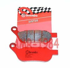 07HD07SP Pastiglie Freno Brembo Post. Harley Davidson Fat Boy Dyna