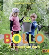 Von Zubinski - Bollo - Abenteuer am Bach: Vierfarbiges Pappbilderbuch