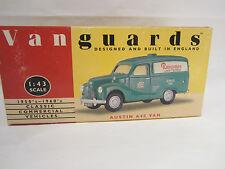 Lledo vanguardias VA3000 Austin A40 van Ransome's cortadoras de césped en Caja