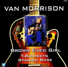 "♫♫ VAN MORRISON ""Brown Eyed Girl"" Top Album! neuf et dans l'emballage d'origine"