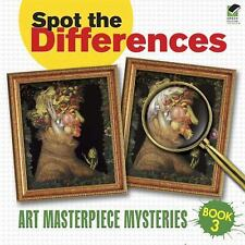 Dover Children's Activity Bks.: Spot the Differences Bk. 4 by Dover (2012,...