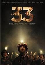 The 33 (DVD, 2016) True Story - Antonio Banderas - LIKE NEW