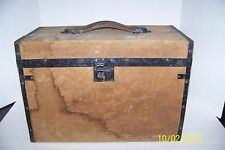 World War II? Military U.S.? Wood Box / Ammo Box / Legging Box / Leg Wrapping