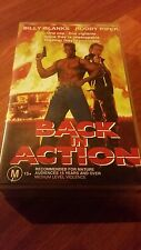 BACK IN ACTION - BILLY BLANKS, RODDY PIPER - VHS VIDEO TAPE