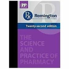 NEW - Remington: The Science and Practice of Pharmacy (2 Volumes)