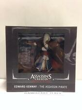 ASSASSIN'S CREED 4 IV BLACK FLAG EDWARD KENWAY ACTION FIGURE PIRATE NUOVO NEW