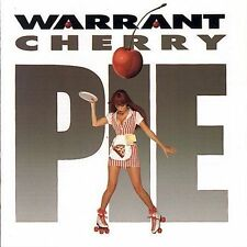 Warrant - Cherry Pie CD / *USED - Good Condition*