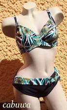 Exklusiver DESIGNER Bikini der Spitzenklasse Gr. 44E von NATURANA NEU!!!!
