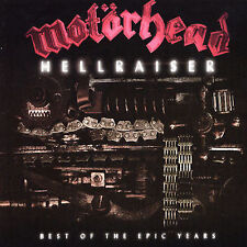 MOTORHEAD - Hellraiser: Best of the Epic Years - Excellent HArd Rock LEMMY R.I.P