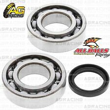 All Balls Crank Shaft Mains Bearings & Seals For Kawasaki KX 250F 2009 Motocross