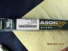 "(60) 18"" Tridon All Season Plus Wiper Blades 83P-18B Military Issue [F1S3]"