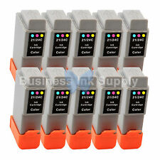 10 COLOR BCI-24 NEW Ink for Canon Printer S200 S300 S330 i250 i320 i350 / BCI-24