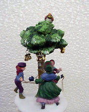 A PARTRIDGE IN A PEAR TREE #58360 Dept 56  TWELVE DAYS