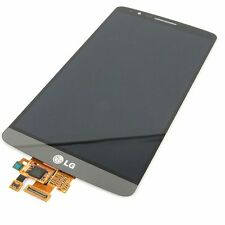 US LG G3 D850 D851 D855 VS985 LS990 LCD Digitizer + Touch Screen Assembly Grey