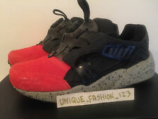 PUMA RF DISC RONNIE FIEG KITH US 8 7 40 FRIENDS & FAMILY COAT OF ARMS POPPY AMIS