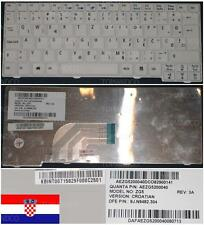 Clavier Qwertz Croate/Croatian ACER ASPIRE ONE A110 KB.INT00.715 9J.N9482.304