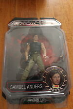 BATTLESTAR GALACTICA: SAMUEL ANDERS (FYE/SUNCOAST) ACTION FIGURE DIAMOND SELECT