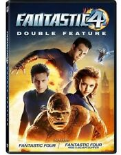 Fantastic Four Double Feature (2016, REGION 1 DVD New)