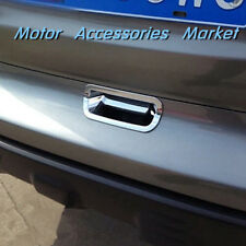 NEW CHROME TRUNK REAR DOOR HANDLE BOWL COVER TRIM For Honda CR-V CRV 2007-2010