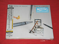 PAUL McCARTNEY Pipes Of Peace DELUXE EDITION  JAPAN 2 SHM DIGI SLEEVE CD