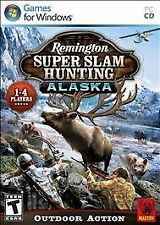 Remington Super Slam Hunting: Alaska - PC Game - Action/Adventure, Simulation