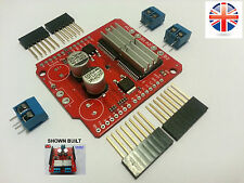 Upgrade Monster moto shield Arduino 2 x 30A VNH2SP30 full-bridge driver SparkFun